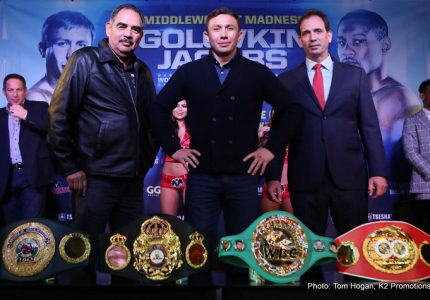Tom Loeffler on Golovkin: If there's an opportunity for him to fight in June, he will