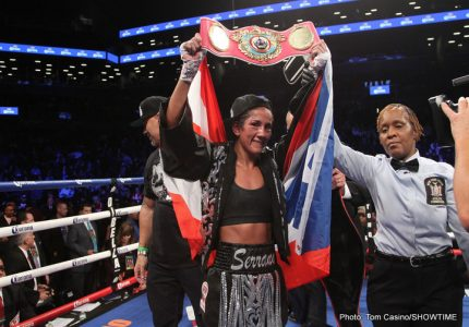 Serrano beats Rivas to retain WBO title