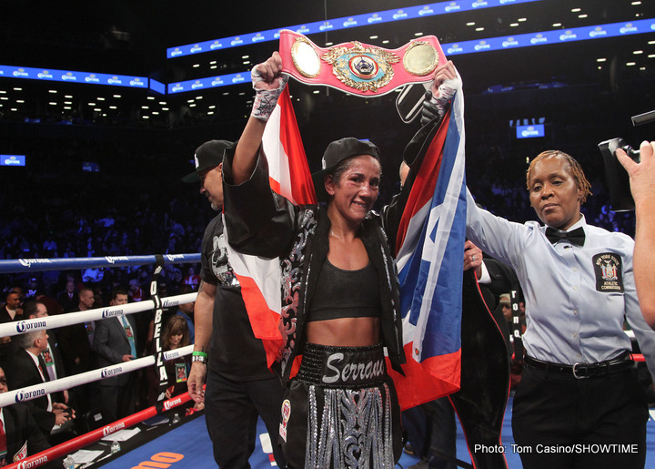 Amanda Serrano Boxing News Boxing Results
