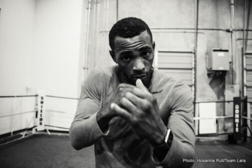 Anthony Dirrell, Erislandy Lara, Norbert Nemesapati, Yuri Foreman - Super welterweight world champion Erislandy Lara is primed and ready for his world title defense against former world champion Yuri Foreman this Friday, January 13 in the main event of Premier Boxing Champions on Spike from Hialeah Park Racing and Casino in Miami.