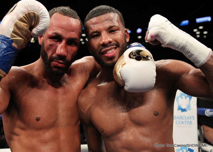Badou Jack Chris Eubank Jr James DeGale Boxing News British Boxing