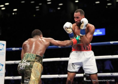 Badou Jack Gervonta Davis James DeGale Jose Pedraza Boxing News Boxing Results