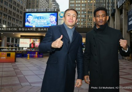 Algieri talks Golovkin vs. Jacobs fight
