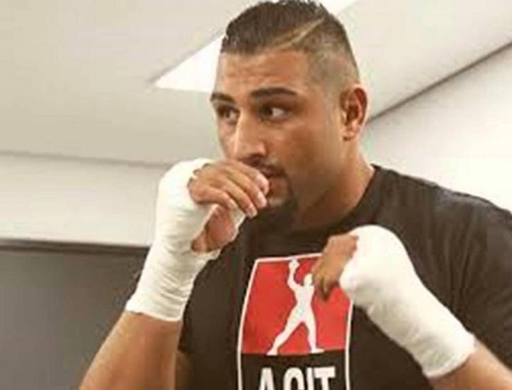 Agit Kabayel Boxing News