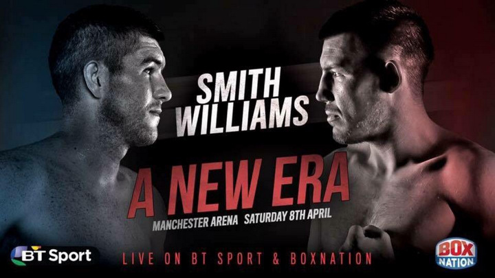 Smith, Williams continue war of words