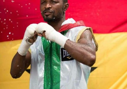 Agbeko faces tough Galahad  test in London Feb 4