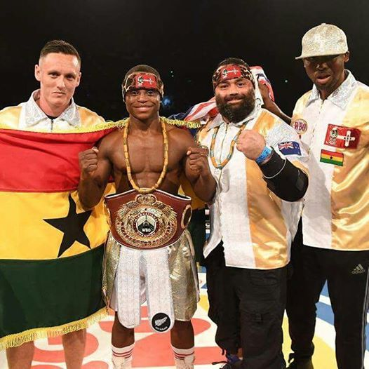 Image result for Isaac Dogboe wins