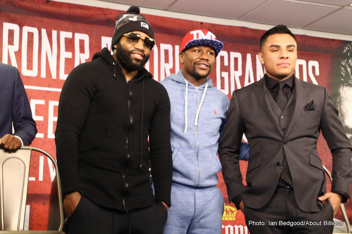 "Adrian Granados - Former four-division world champion Adrien ""The Problem"" Broner opens up in an extensive interview with Sports Emmy® Award-Winning writer Mark Kriegel as he prepares for his welterweight showdown against top-rated contender Adrian Granados Saturday, Feb. 18, live on SHOWTIME® (9 p.m. ET/6 p.m. PT) from Cintas Center at Xavier University in Cincinnati, Ohio."