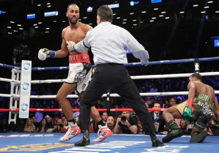 James DeGale and Badou Jack fight to draw