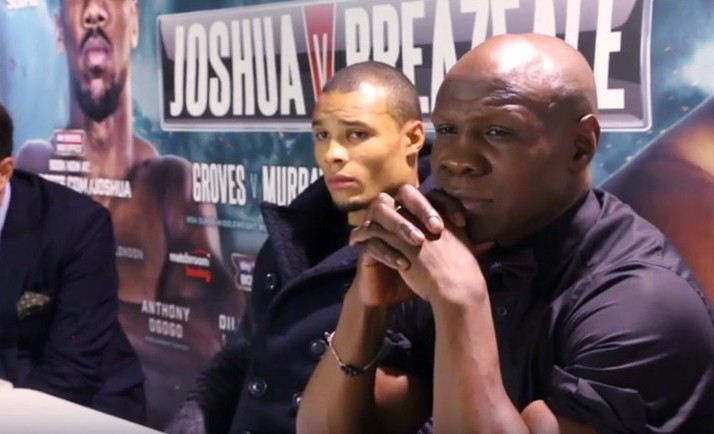 Chris Eubank Jr Boxing News British Boxing
