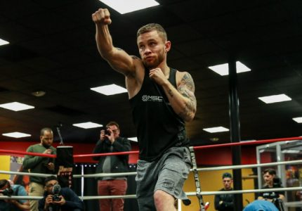 Carl Frampton quotes for Leo Santa Cruz rematch