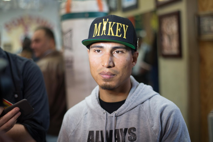 Mikey Garcia, Dejan Zlaticanin and Leo Santa Cruz quotes