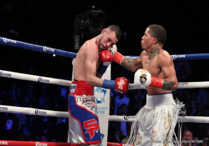 Gervonta Davis dethrones Jose Pedraza for IBF 130lb title!
