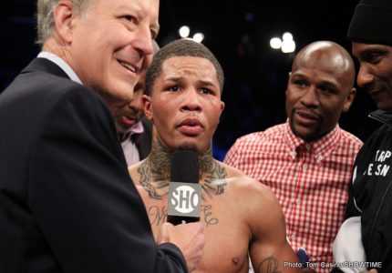 Gervonta Davis making name for himself