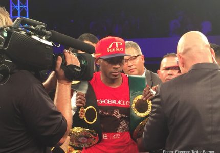 Ringside Report: Lara vs. Foreman