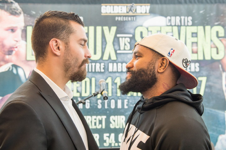 Curtis Stevens David Lemieux Boxing News