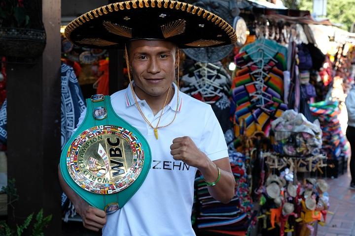 Francisco Vargas Miguel Berchelt Boxing News