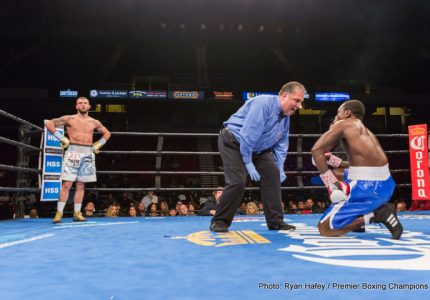 Caleb Plant defeats Thomas Awimbono – Results