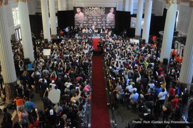 """Julio Cesar Chavez Jr. Saul """"Canelo"""" Alvarez Boxing News Top Stories Boxing"""