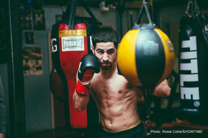 Brandon Rios Danny Garcia Boxing News