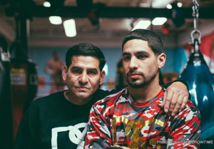 Garcia vs Thurman: Danny Garcia primed to 'stun' Keith Thurman
