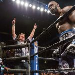 """Deontay Wilder - Earlier this week a story ran where former cruiserweight champ and current Sky Sports pundit Johnny Nelson claimed in an interview that he knew of the time Deontay Wilder was KO'd twice when the Alabama warrior sparred Wladimir Klitschko. According to Nelson, this tale - """"the worst kept secret going"""" - is true and Wilder was not only """"knocked out cold twice,"""" but also put down a third time by a Klitschko body shot."""