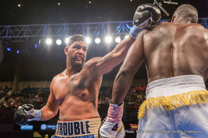 Dominic Breazeale: I'll Be Upset If Fury Wins, I Really Want To Fight Wilder