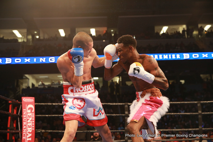 Javier Fortuna - Undefeated 135-pound world champion Robert Easter will defend his IBF Title against former world champion Javier Fortuna in the co-main event of Errol Spence Jr. vs. Lamont Peterson live on SHOWTIME (9 p.m. ET/6 p.m. PT) on Saturday, Jan. 20 from Barclays Center, the home of BROOKLYN BOXING® and presented by Premier Boxing Champions.