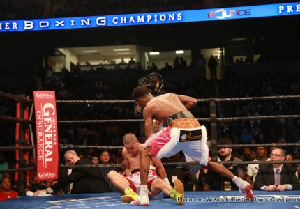 Robert Easter Jr. defeats Luis Cruz in one-sided fight