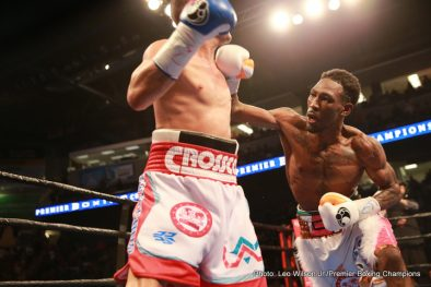 Luis Cruz Robert Easter Jr. Boxing News Boxing Results
