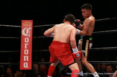Dat Nguyen Miguel Flores Boxing News Boxing Results