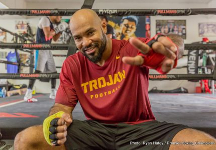 Dillian Whyte-Gerald Washington a possibility for June 3rd
