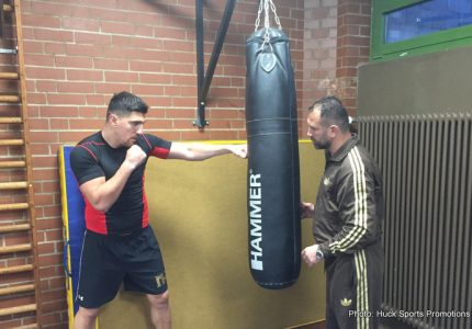 Huck vs Briedis: Urkal To Train Marco Huck