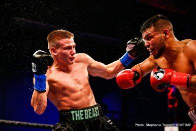 Abel Ramos Ivan Baranchyk Boxing News Boxing Results