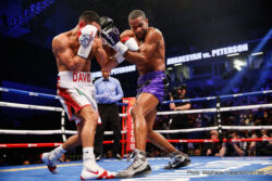David Avanesyan, Lamont Peterson - Lamont Peterson (35-3-1, 18 KOs) emerged victorious on Saturday night in handing WBA 'regular' welterweight champion David Avanesyan (22-2-1, 11 KOs) a clear 12 round unanimous decision at the Cintas Center, Cincinnati, Ohio. It was a good performance from Peterson, who came into the fight having been out of the ring since 2015.