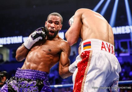 Amir Khan wants revenge against Lamont Peterson