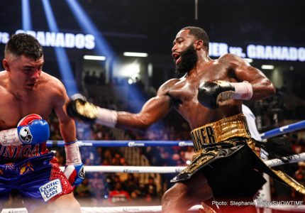 "Who next for Adrien Broner? ""The Problem"" has options"
