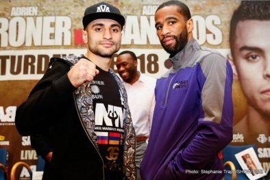 Adrian Granados Adrien Broner Boxing News