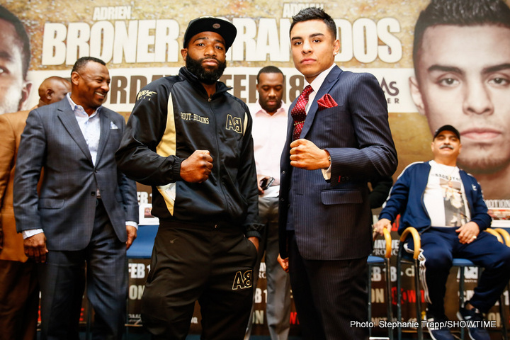 Adrian Granados - The Cintas Center in Cincinnati, Ohio plays host to a Showtime tripleheader themed with back to the wall urgency fights. Familiar foes in Adrien Broner and Adrian Granados meet in the main event that won't lack drama. Lamont Peterson returns off a lengthy layoff to face David Avanesyan for his 147-pound WBA trinket. The opener should produce energy in the crowd in a bout between light heavyweight contenders Marcus Browne and Thomas Williams Jr.