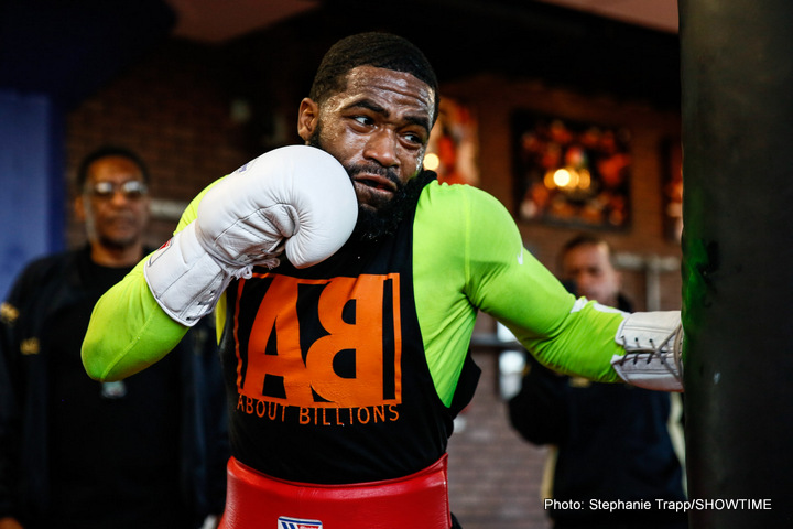 Omar Figueroa - Adrien Broner, everyone's favourite bad guy, or man you love to hate, last threw a punch on the Las Vegas Strip, laying an unknown passer by out in quite nasty fashion (for which charges were brought); aside from sparring in the gym and what may have happened behind closed doors, this is the last hard punch of Broner's we saw land and do damage.