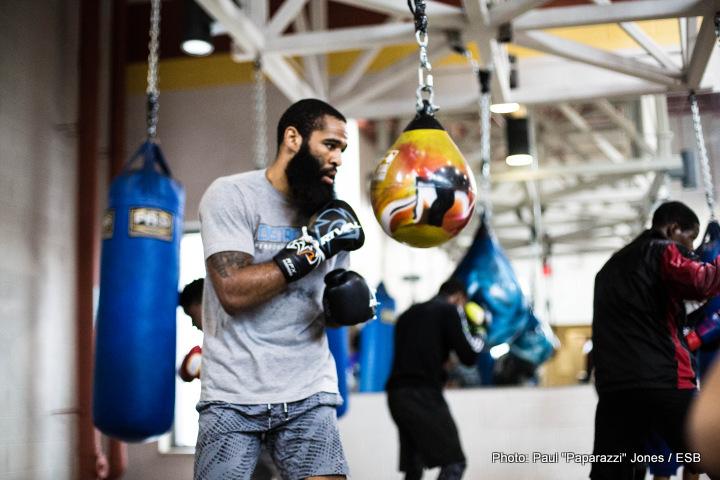 Lamont Peterson - Boxing News