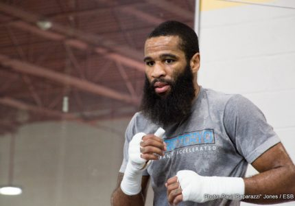 'As long as I'm fighting, I'm happy': Lamont Peterson on fighting David Avanesyan – Crawford, Thurman, García, More!