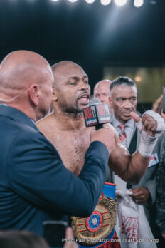 Bobby Gunn, Roy Jones Jr. - You can't question his future Hall-of-Fame status and storied career, but many are weighing in on whether Roy Jones, Jr. should continue boxing.
