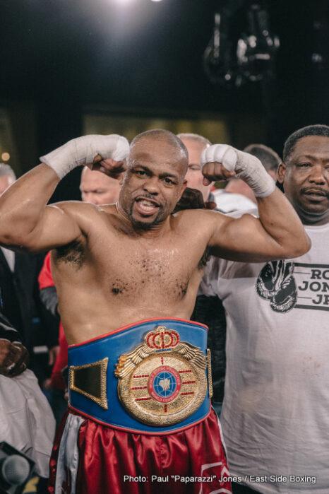 Bobby Gunn, Roy Jones Jr. - Boxing News