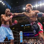 "Ishe Smith - Former super welterweight champion Ishe ""Sugar Shay'' Smith will battle top 154-pound contender Tony Harrison in a 10-round match that headlines Premier Boxing Champions on Bounce on Friday, May 11 from Sam's Town in Las Vegas."
