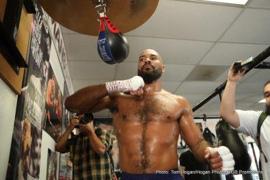 Deontay Wilder Gerald Washington Boxing News