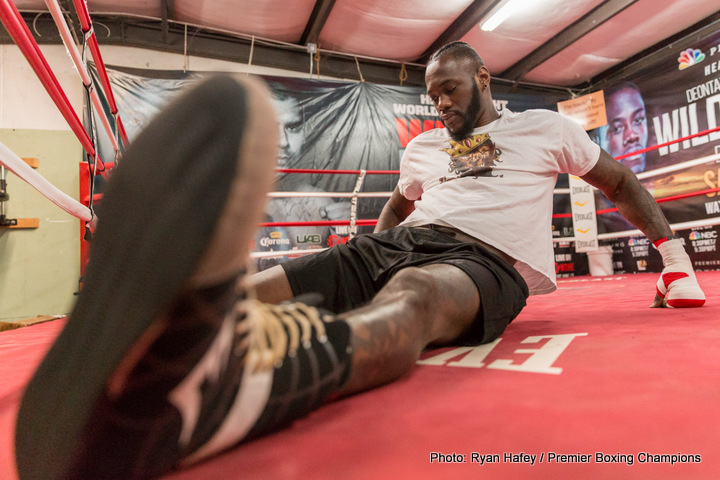 Deontay Wilder - While we fans and the man himself await his next fight, WBC heavyweight champ Deontay Wilder has run into a little bit of trouble. According to a news story in The Tusacaloosa News paper, Wilder was arrested yesterday in his home town.