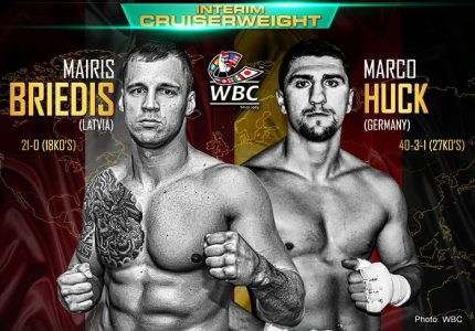 Results: Mairis Briedis defeats Marco Huck