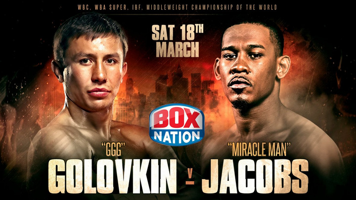 Golovkin – Jacobs: Can GGG keep the middleweight brutality going, or will Jacobs turn the tables?