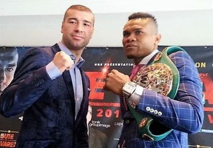 Lucian Bute confident for Eleider Alvarez fight